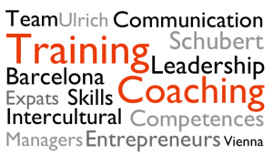 Expat Coaching, Business Coaching, Executive Coaching. Soft Skill Training in Communication, Leadership, Teambuilding, Intercultural Competences, Conflict Management, Project Management, Train the Trainer