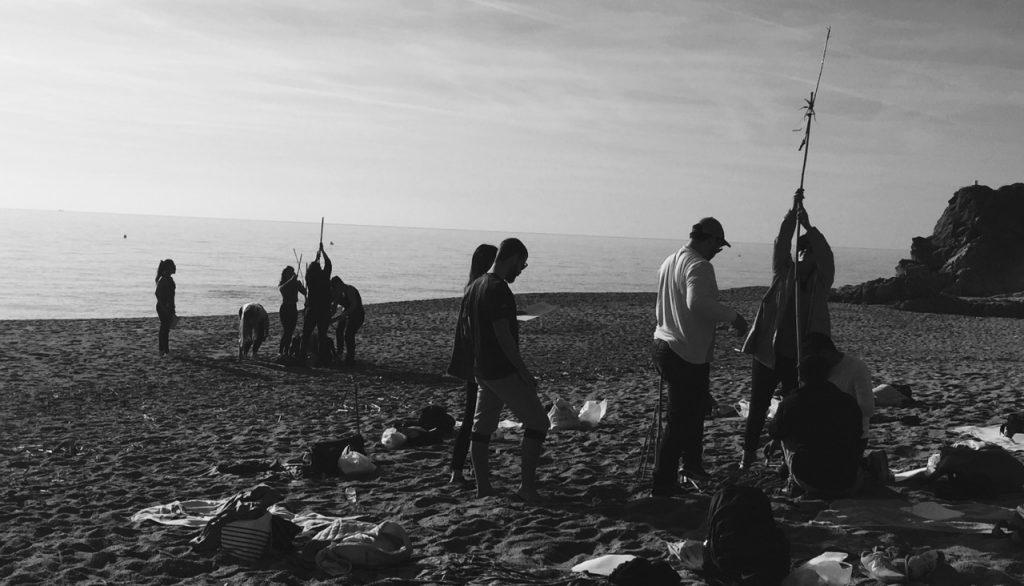 Outdoor Training Beach Barcelona