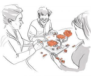 Formación en Gamificación y LEGO® Serious Play® en Barcelona - Objetivos, Contenidos & Metodología