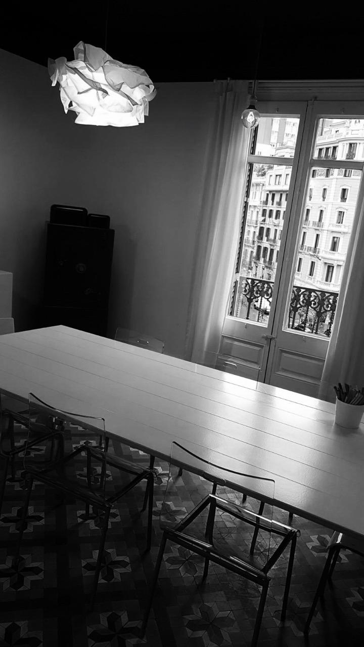 Salas y lugares bonitos para formación, talleres y eventos en Barcelona/España, Capacidad para 5-100 personas