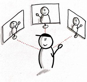 Virtuelle Teams managen