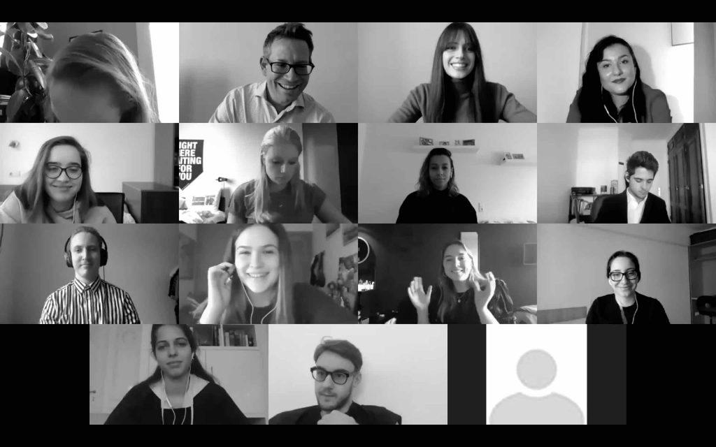 Online Leadership Training Videoconferencing Zoom