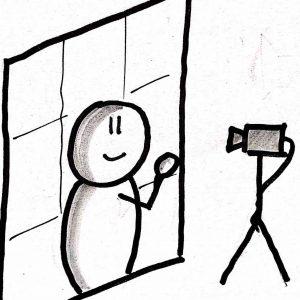 Remote presentations training